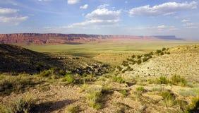 American landscape Stock Images