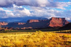 American landscapes Royalty Free Stock Photo