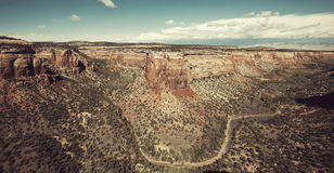 American landscapes Royalty Free Stock Image