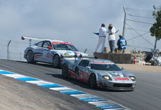 American Le Mans Series Monterey royalty free stock images