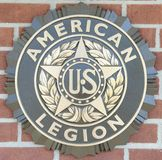 American Legion of the United States Emblem. The American Legion was chartered and incorporated by Congress in 1919 as a patriotic veterans organization devoted Stock Photos
