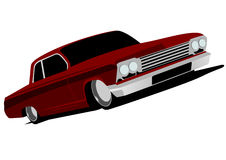 American low rider Royalty Free Stock Photography