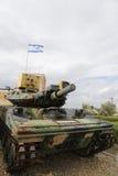 American made M551 Sheridan light tank on display Royalty Free Stock Photo