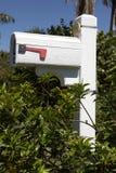 American mailbox Royalty Free Stock Photo