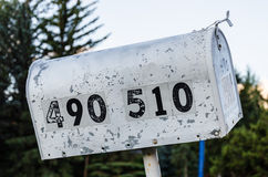 American mailbox Stock Photos