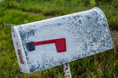 American mailbox Royalty Free Stock Photos