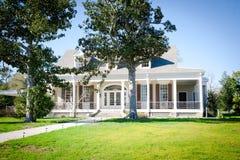 American Mansion Royalty Free Stock Photos