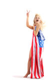 American Marilyn Royalty Free Stock Photography