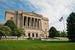 American Masonic Temple Royalty Free Stock Images