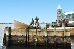 American Merchant Mariners Memorial Stock Image