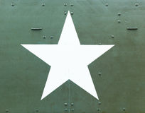 American Military Star Royalty Free Stock Photography