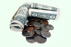 American money Royalty Free Stock Photo