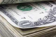 American Money Royalty Free Stock Photography