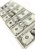 The American money. Can be used as a background Royalty Free Stock Image
