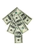 American money Stock Photography