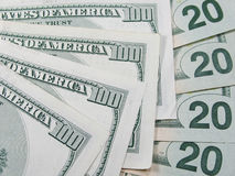 American money Royalty Free Stock Image