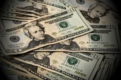 American money background Stock Images