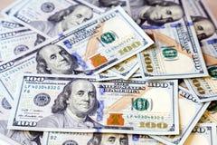 American money dollars  background. Royalty Free Stock Photo