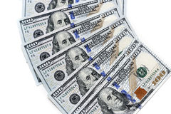 American money Royalty Free Stock Images