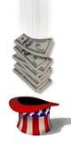 American Money. Stock Photos