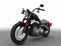American Motorbike Stock Photography