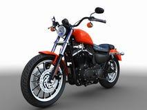 American Motorbike Stock Photo