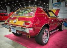 American Motors (AMC) smådjävult som orsakart fel 1973 Arkivfoton
