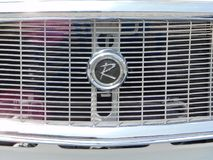 American Motors Nash Rambler Front Grill foto de stock