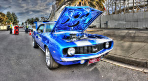 American muscle car Royalty Free Stock Image