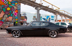 American muscle car Stock Images