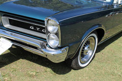 American Muscle car Royalty Free Stock Photos