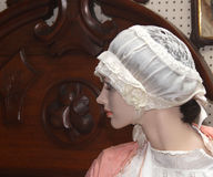 American Museum Mannequin Headwear Royalty Free Stock Image