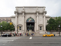 The American Museum of Natural History in New York Royalty Free Stock Photography