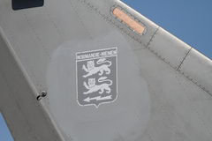 60 american national standard Patrouille de France Photographie stock