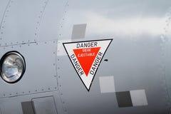 60 American National Standard Patrouille de Francia Fotografia Stock