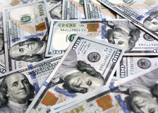 American new dollars Stock Photos