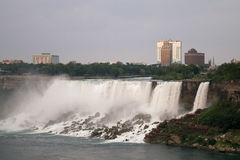 American Niagara Falls Royalty Free Stock Photos