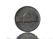 American Nickel Royalty Free Stock Image