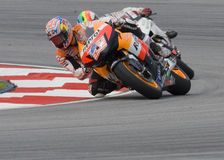 American Nicky Hayden of Repsol Honda Team Stock Image