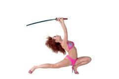 American Ninja Royalty Free Stock Images