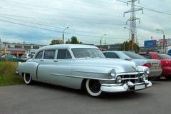 American Oldtimer Car Stock Photo