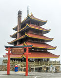 American Pagoda - Reading, Pennsylvania Stock Images