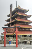 American Pagoda - Reading, Pennsylvania Royalty Free Stock Photography