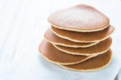 American pancakes pile Stock Photography