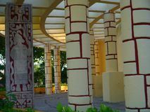 American park merida mexico travel garden architecture Royalty Free Stock Photos