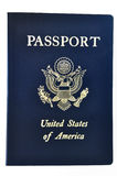American Passport Royalty Free Stock Images