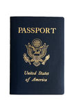 American passport Royalty Free Stock Photos