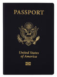 American Passport Royalty Free Stock Photo