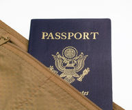 American Passport Stock Photos