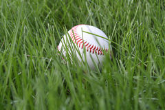 American Pastime Royalty Free Stock Photos